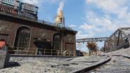 FO76 Charleston trainyard 2