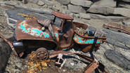 FO76 Forest vehicles 3