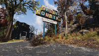 FO76 Green Co sign