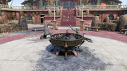 FO76 Palace of the Winding Path (Brazier of Transcendence)