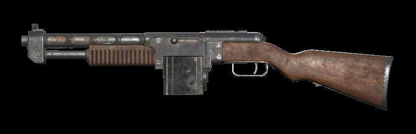 Combat shotgun (Fallout 76)