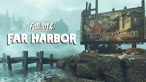 Fallout 4 знакомство с Far Harbor