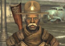 Corporal Sterling