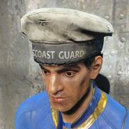 FO4 Фуражка берегового охранника Н