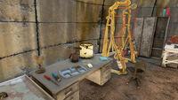 FO76 Black Mountain Ordnance Works- TNT dome 7 (Plan X-01 Quantum paint)