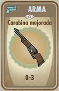 FOS Carabina mejorada carta