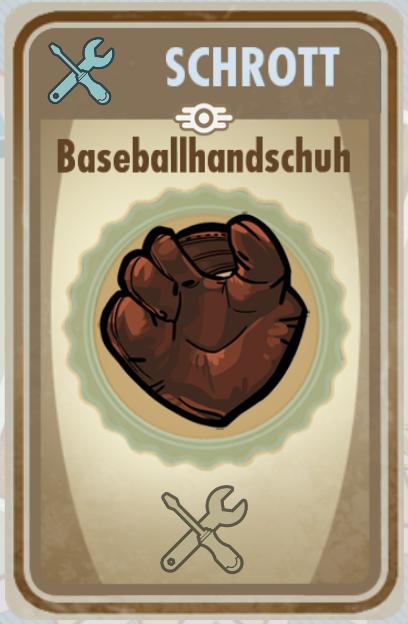 Baseballhandschuh (Fallout Shelter)
