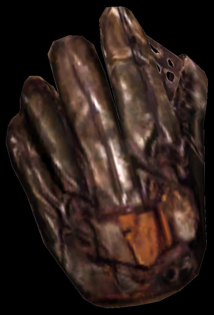 Бейсбольная перчатка (Fallout 3)