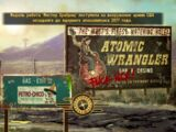 Загрузочные экраны Fallout: New Vegas