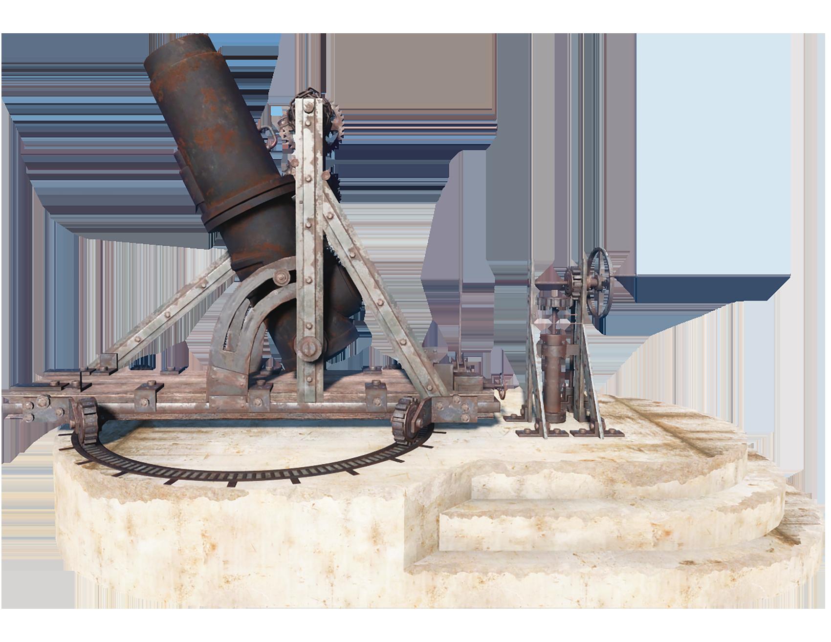 Artillery piece (Fallout 4)