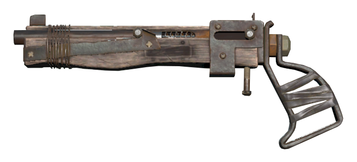 Pipe bolt-action (Fallout 76)