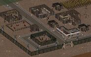 Fo2 Vault City courtyard interiors