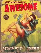 FO4 Awesome Tales Attack Of The Fishmen