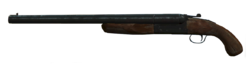 FO4 Double-barrel shotgun basic.png