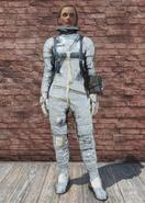 FO76 Clean Spacesuit