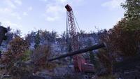 FO76 Gilman Lumber crane 3