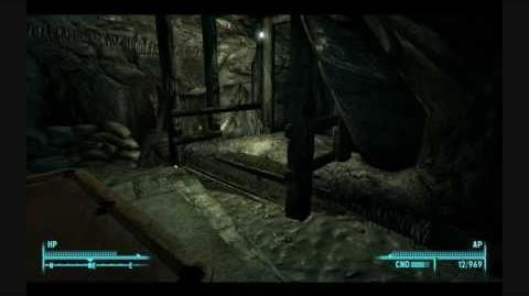 Fallout 3 Bobblehead -Barter- and the Terrible Shotgun