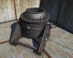 Fo4CW Junk mortar.png