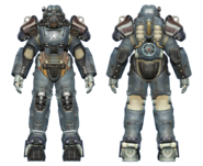 FO4CC T-60 power armor minutemen patriot