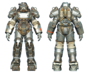 FO4 T-60 power armor BOS knight sergeant