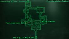 Fort Bannister bunker map.png