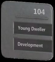 TVA Vault sign 2