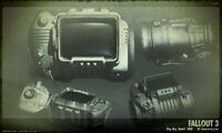 Art of Fallout 3 Pip-Boy 3000 CA1