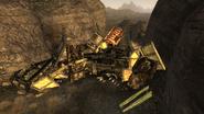 FNVLR Canyon wreckage 2