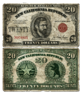 FNV $20 bill