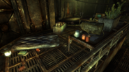FNV Vault 22 camp on the 1st level