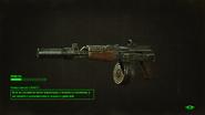 FO4NW LS Handmade rifle