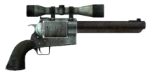 Hunting revolver 1