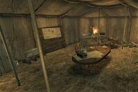 FNV Legate war tent 1