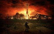 FNV concept art New Vegas