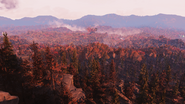 FO76 Landscape Sav Divide