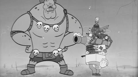 Fallout 4 Serie de vídeos S.P.E.C.I.A.L