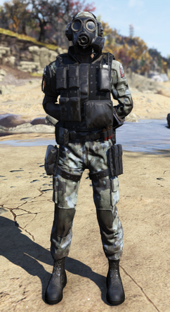Fallout 76 Brotherhood Special Ops Suit with Mask.png