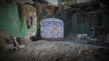 Whitespring bunker exterior