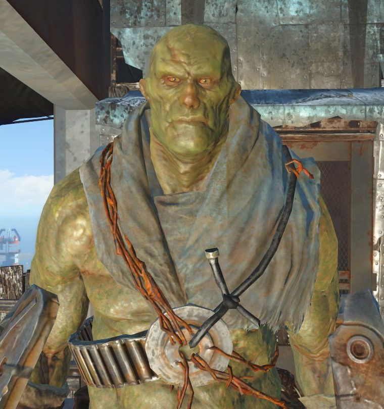 Кулак (Fallout 4)