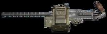 FO76 50 cal machine gun heavy barrel