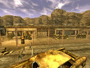 Mojave Outpost HQ