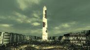 Washington Monument arial