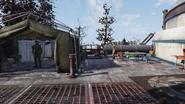 FO76SD Fort Atlas upper tent