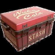 FO76 Nuka-Cola stash
