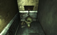 Mama Dolce's Crapper with a Guns and Bullets