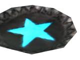 Крышка от «Сансет саспариллы» со звездой