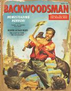 Backwoodsman Homesteading Horror!
