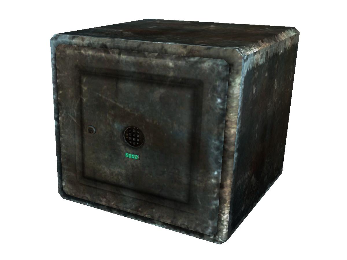 Сейф (Fallout 3)