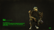 FO4NW Loading Screen The Pack Pose
