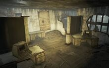 FO4 Slocum's Joe Office 1st room